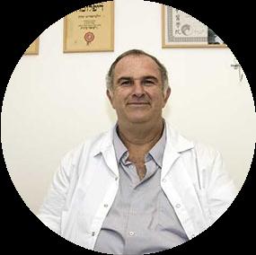 יצחק זילברשמידט מנהל מרפאת ממזרח למערב